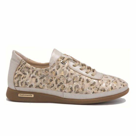 Mammamia D21YA-3315 Bej Kadın Ayakkabı