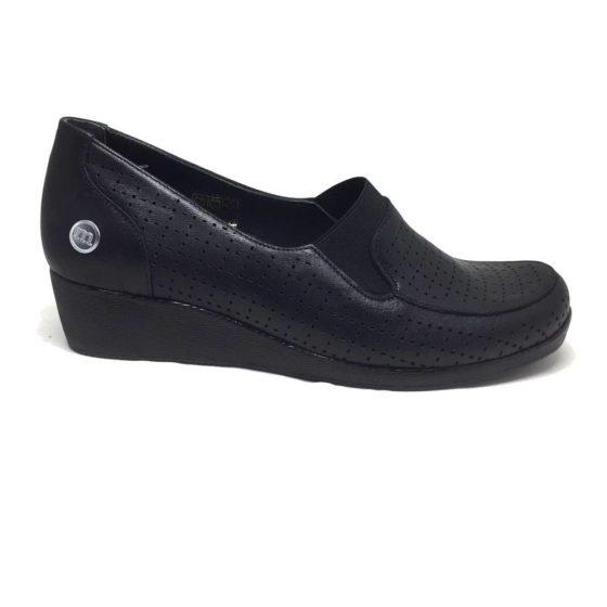 Mammamia D20YA-3200 Siyah Kadın Ayakkabı