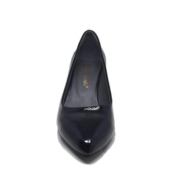 Mammamia D20YA-3835 Siyah Rugan Kadın Ayakkabı