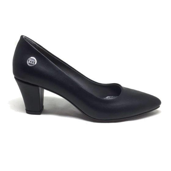 Mammamia D20YA-3835 Siyah Kadın Ayakkabı