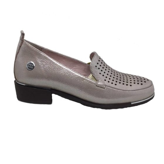 Mammamia D20YA-430 Pudra Kadın Ayakkabı