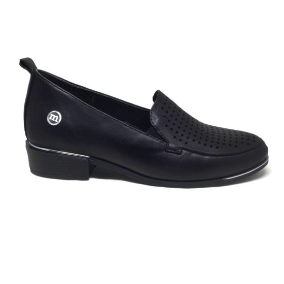 Mammamia D20YA-430 Siyah Kadın Ayakkabı