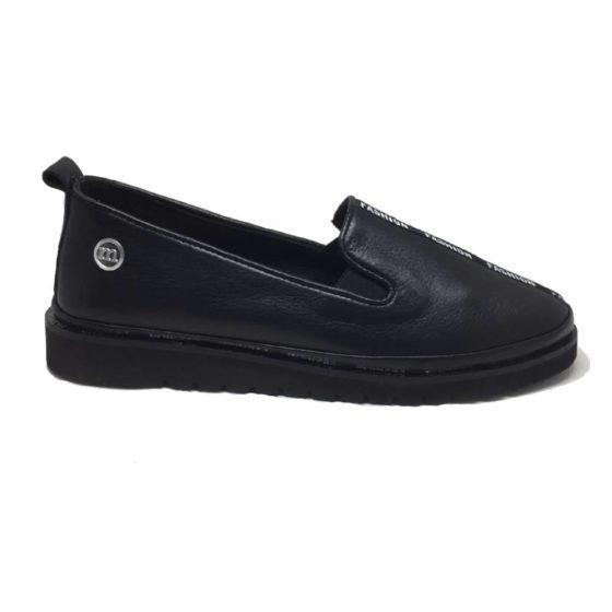 Mammamia D20YA-875 Siyah Kadın Ayakkabı