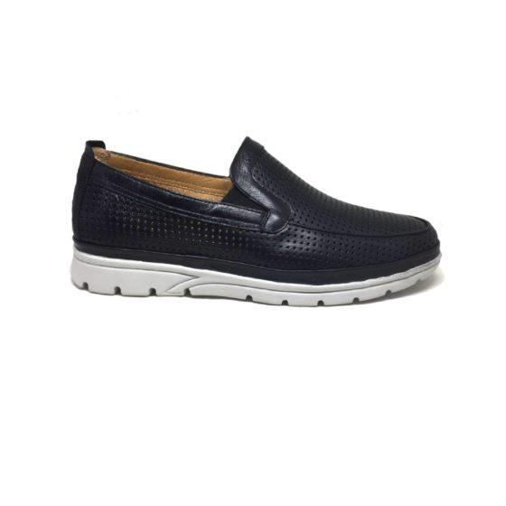 Dr Flexer 003 Ortopedik Siyah Erkek Ayakkabı