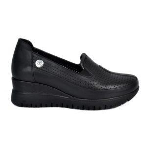 Mammamia D20KA-3240 Siyah Kadın Ayakkabı