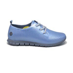Mammamia D20YA-170 Mavi Kadın Ayakkabı