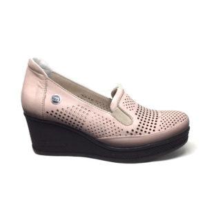 Mammamia D20YA-3290 Bej Kadın Ayakkabı