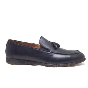 P0011B ERSÖZ Hakiki Deri Siyah Erkek Ayakkabı