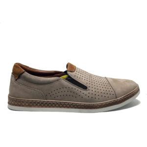 Mammamia D20YA-7045 Kum Nubuk Ayakkabı