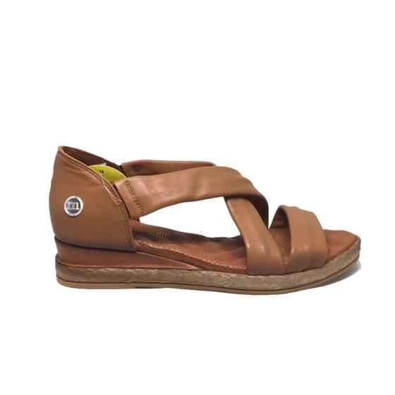 Mammamia D20YS-1580 Taba Kadın Sandalet