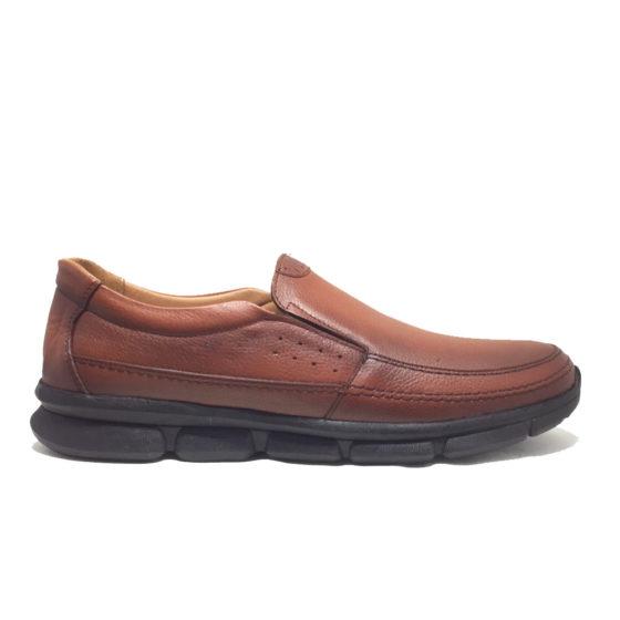 E0010B ERSÖZ Hakiki Deri Taba Erkek Ayakkabı