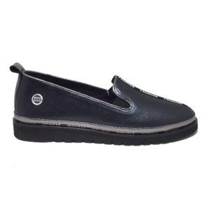 Mammamia D20YA-875 Platin Kadın Ayakkabı