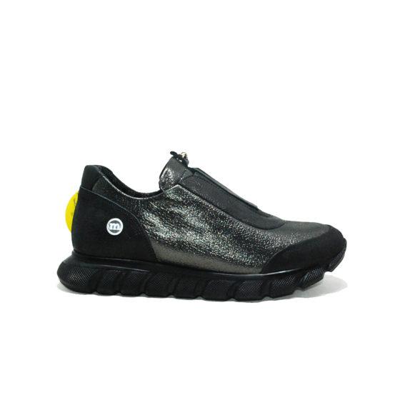 Mammamia D20KA-465 Siyah Kadın Ayakkabı