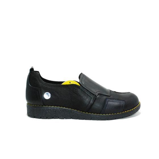 Mammamia D20KA-255 Siyah Kadın Ayakkabı