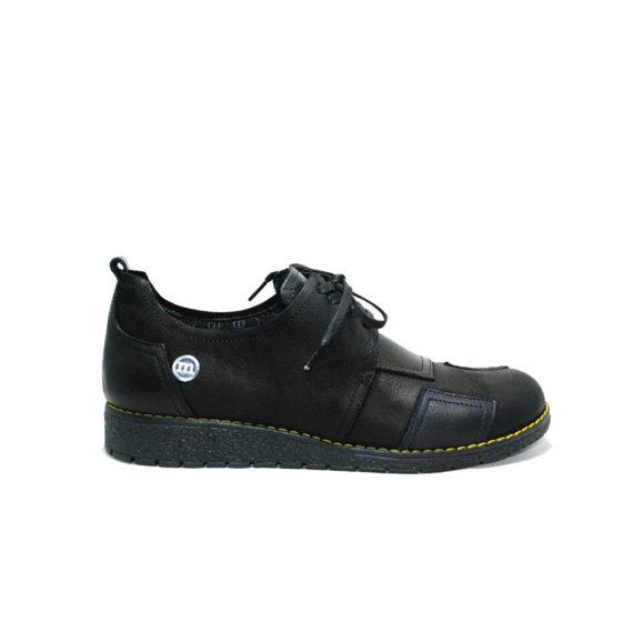 Mammamia D20KA-260 Siyah Kadın Ayakkabı