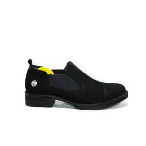 Mammamia  D20KA-35 Siyah Nubuk Kadın Ayakkabı (Kopya)