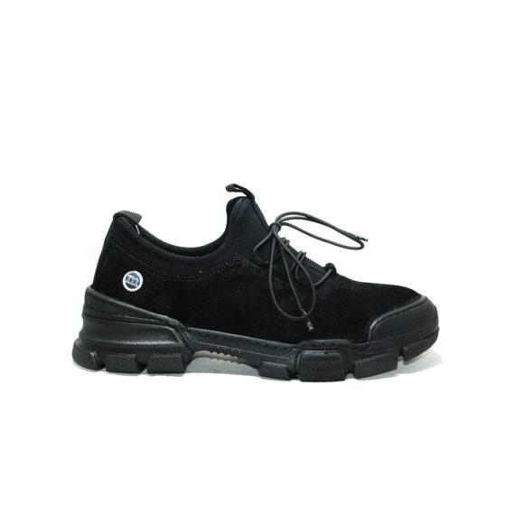 Mammamia D20KA-3175 Siyah Kadın Ayakkabı