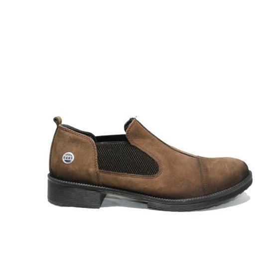 Mammamia D20KA-35 Kahverengi Nubuk Kadın Ayakkabı