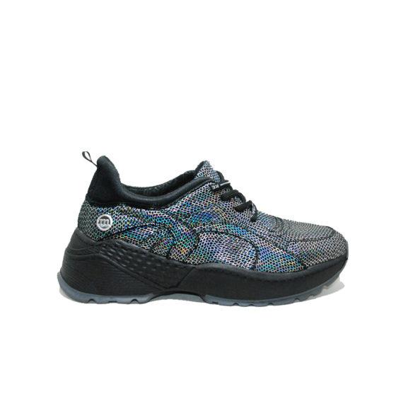 Mammamia D20KA-45 Gri Kadın Ayakkabı