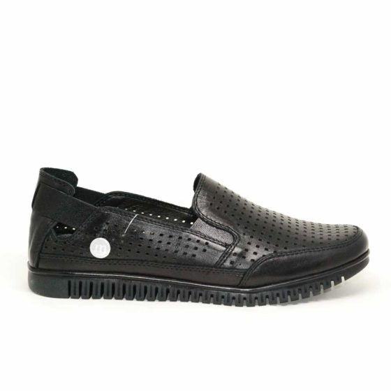 Mammamia D21YA-145 Siyah Kadın Ayakkabı