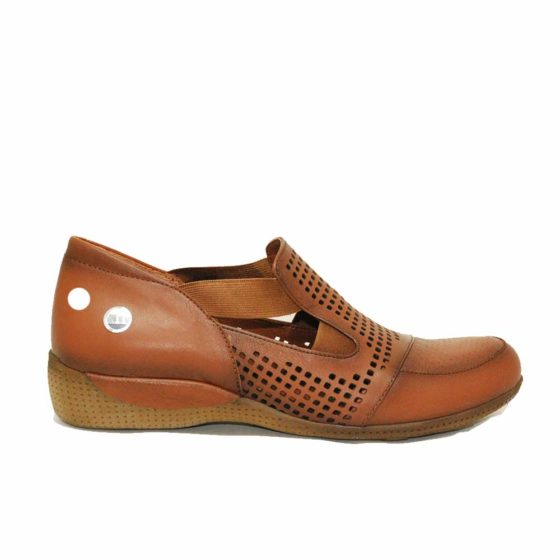 Mammamia D21YA-3055 Taba Kadın Ayakkabı