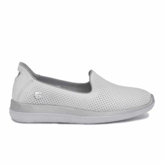 Mammamia D21YA-305 Beyaz Kadın Ayakkabı