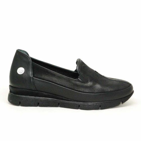 Mammamia D21YA-3290 Siyah Kadın Ayakkabı