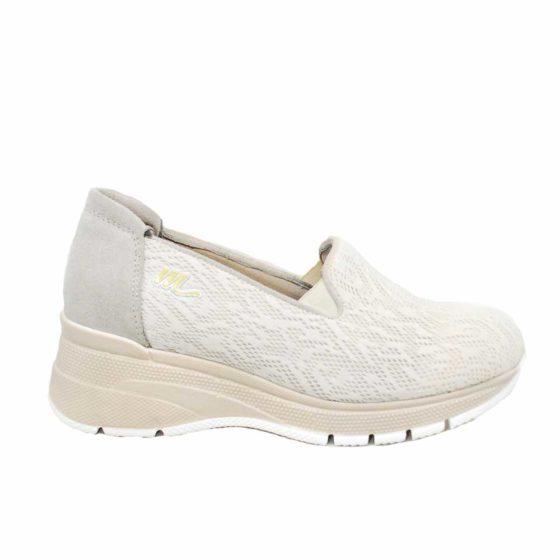 Mammamia D21YA-740 Bej Kadın Ayakkabı