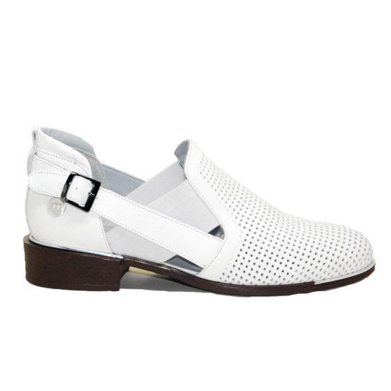 Mammamia D21YA-3005 Beyaz Ayakkabı